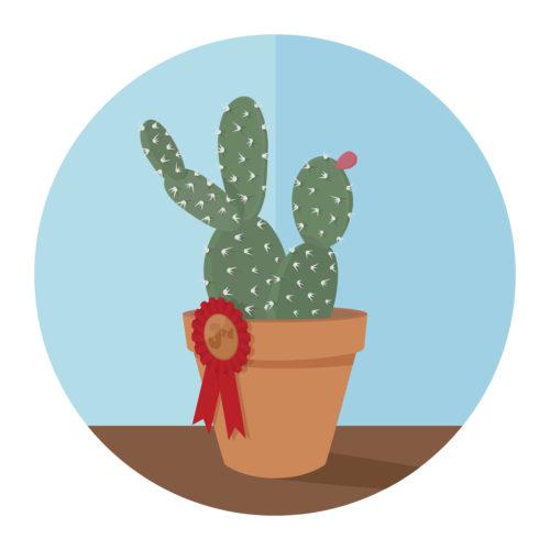 Adequate Cactus