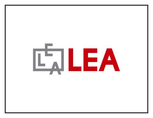 Logo Design: Lea International