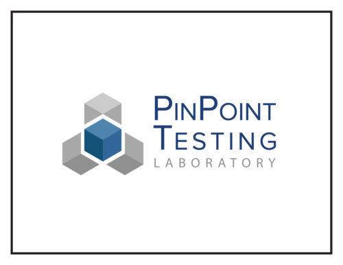 Logo Design: PinPoint Testing LLC