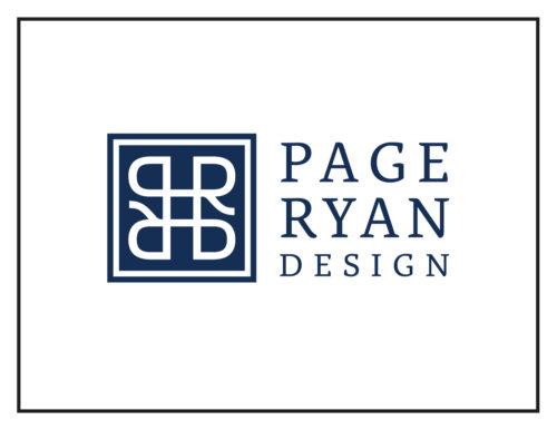 Logo Design: Page Ryan Design