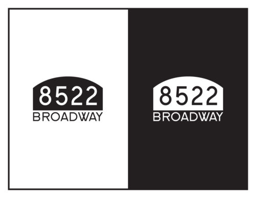 Logo Design: 8522 Broadway